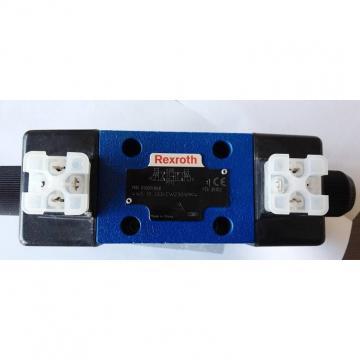 REXROTH 4WE 6 W6X/EG24N9K4 R900568233 Directional spool valves